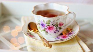 午後の紅茶の語源・由来・意味